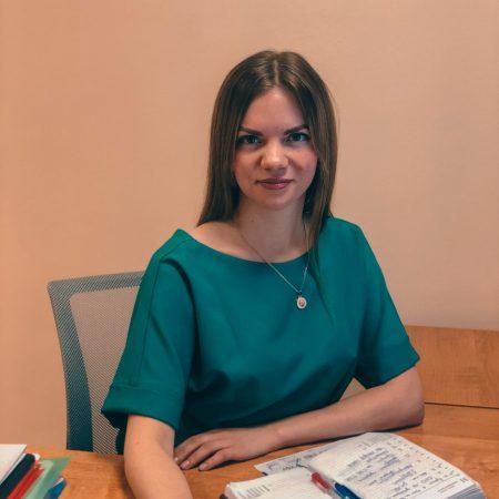 Егорова Екатерина Васильевна Инженер ПТО 1